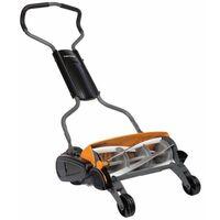 Fiskars 113880 Tondeuse hélicoïdale manuelle (Import Allemagne)