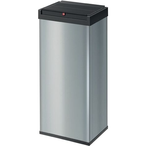 HAILO 0860-221 Abfallbehälter H770xB340xT260mm 52 silber