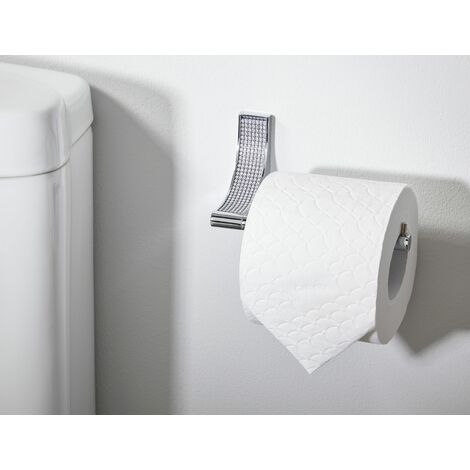 Sparkle Chrome Bathroom Toilet Roll Holder