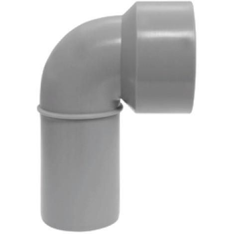 Curva tecnica htsw 90 senza morsetto   50/50 mm