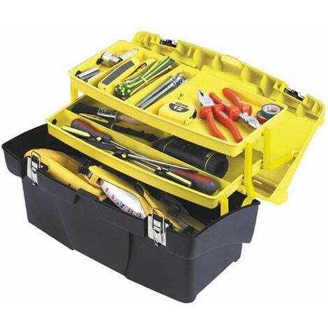 STANLEY Boite a outils vide Jumbo 48cm