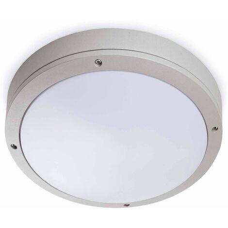 Yen gray garden ceiling light 1 bulb