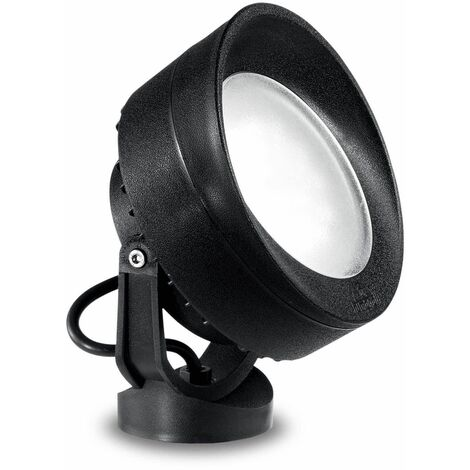 Floor lamp black TOMMY 1 bulb
