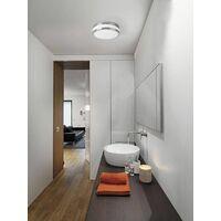 VAPOR LED bathroom ceiling light 24 Bulbs