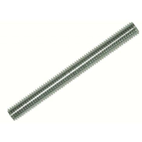 TIGE FILETEE M18 LONGUEUR 1 METRE CL CLASSE 10.9 ACIER BRUT | Conditionnement: Unitaire