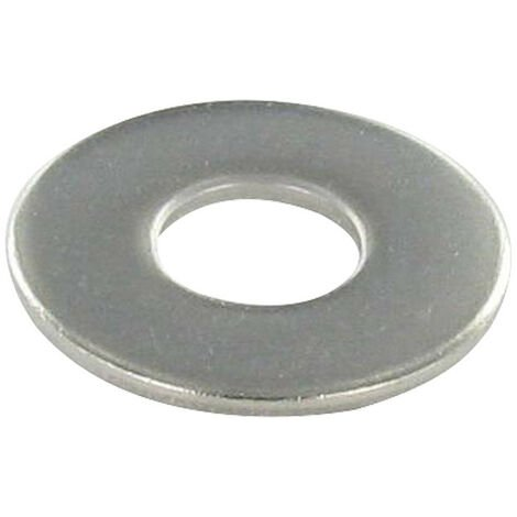 RONDELLE PLATE M10X22X2 M INOX A2   Conditionnement: Unitaire