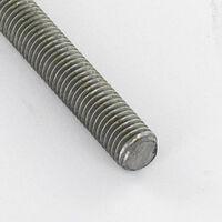 TIGE FILETEE M18 LONGUEUR 1 METRE CLASSE 4.8 ACIER BRUT | Conditionnement: 5 pieces