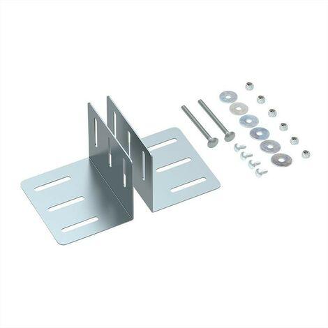 Daken® Support Blacklit Coffre de rangement flèche de remorque timon carré