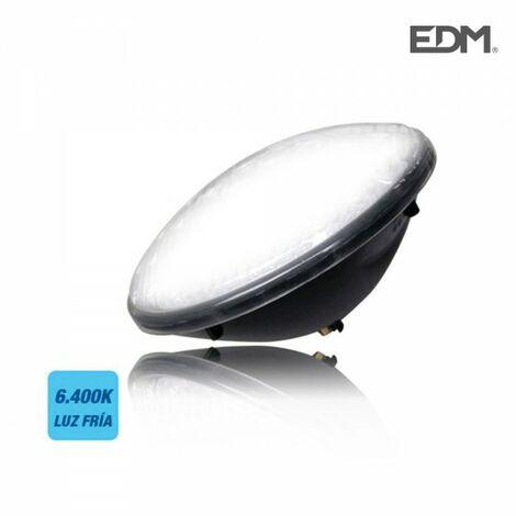 Ampoule piscine led par56 15w 1300 lm 6500k lumière froide ip68 edm
