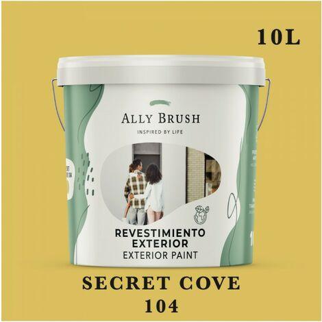 PEINTURE EXTÉRIEURE ALLY BRUSH SECRET COVE 10L