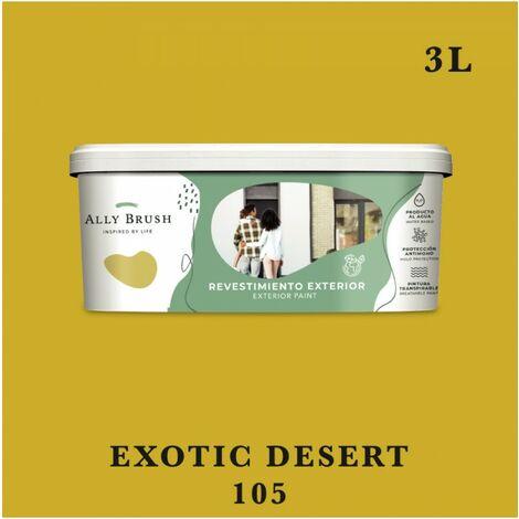 PEINTURE EXTÉRIEURE ALLY BRUSH EXOTIC DESERT 3L