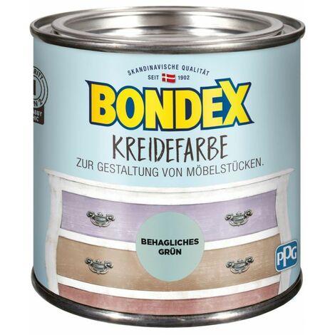 Bondex Craie couleur vert confortable 0,5 l 386517