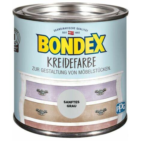 Bondex Craie couleur gris tendre 0,5 l 386519