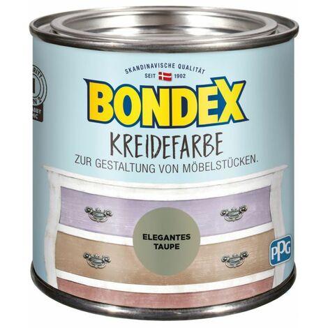 Bondex Craie couleur taupe élégant 0,5 l 386529