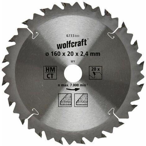 1 lame de scie circulaire (6733000)