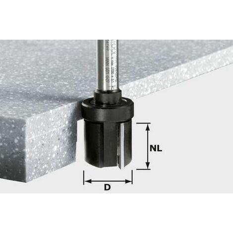 Festool Fraise à affleurer HW D28/25 ss S12 - 492705