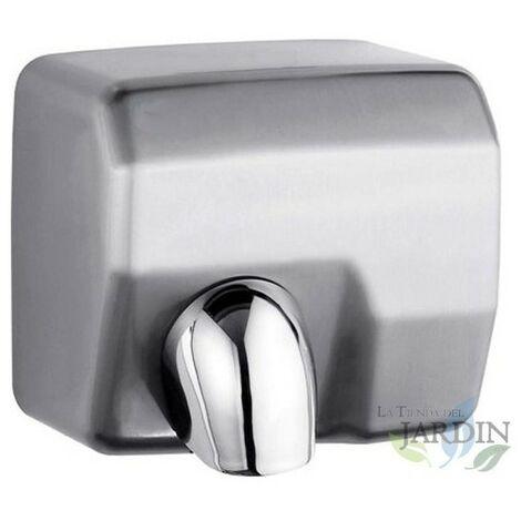 Sèche-mains automatique métallique 2300 W