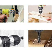 20 V perceuse électrique multifonctionnelle au lithium rechargeable perceuse électrique perceuse à main sans fil ménage électrique tournevis outils matériels