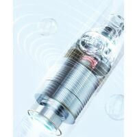 ILoveMilan Brosse à dents électrique à ultrasons (blanc