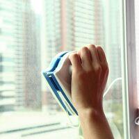 Lave Vitre Une Epaisseur de Verre de 3-8mm Nettoyeur de Vitres Double Latérale Nettoyeur de Fenêtre Équipement de Lavage Outils D'essuie glace pour
