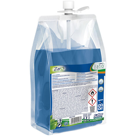 2uds Detergente RB1 multiusos para baños 1500 ml