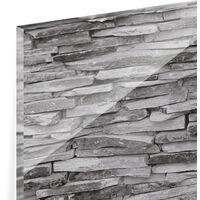 Crédence en verre - Arizona Stonewall - Panorama Dimension: 40cm x 100cm