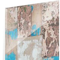 Crédence en verre - Maritime Planks - Panorama Dimension: 40cm x 100cm