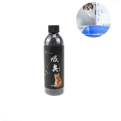 Triomphe Perles déodorantes pour litière pour chat 300g