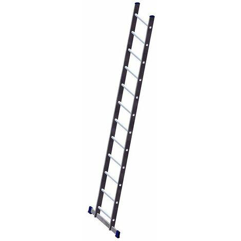 Échelle simple aluminium 3,40 m