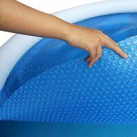 Bâche à bulles piscine ronde 3 m