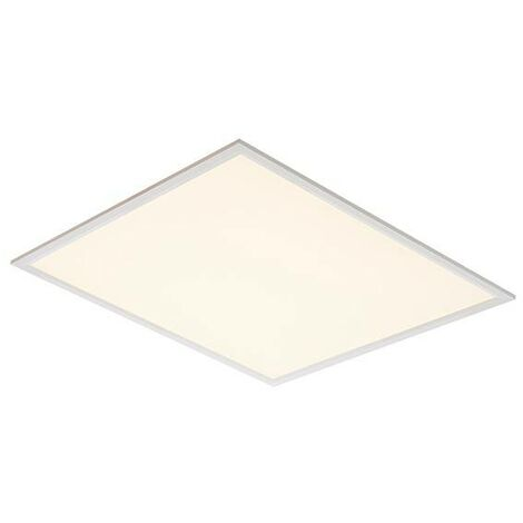 Saxby Sirio - Integrated LED Recessed Light Gloss White, Opal Ps Plastic