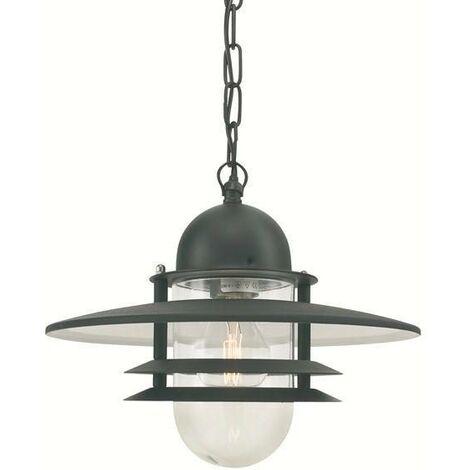 Elstead - Outdoor Chain Lantern, E27