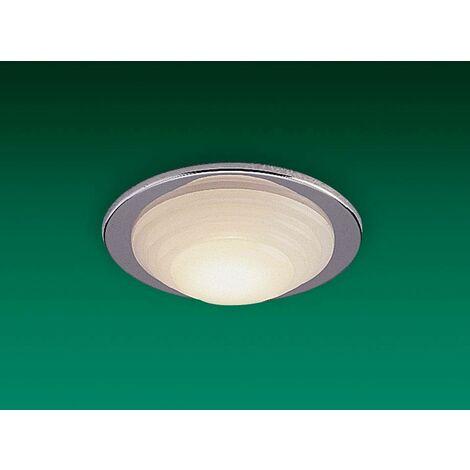 Firstlight Low - 1 Light Low Voltage Bathroom Ceiling Downlight Chrome