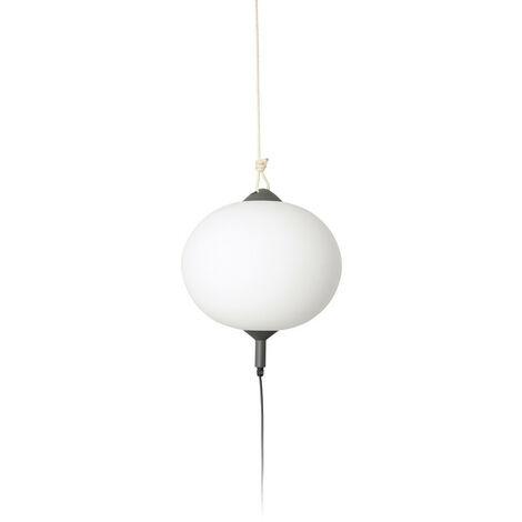 Faro SAIGON - Globe Pendant White, E27, IP65