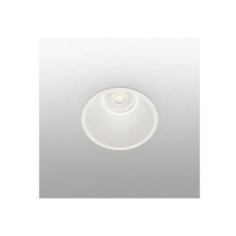 Faro Fresh - White Recessed downlight GU10 IP65