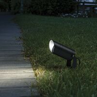 Ideal Lux STARLIGHT - Integrated LED Outdoor Ground Display Lamp 1 Light Lead 4000K IP68