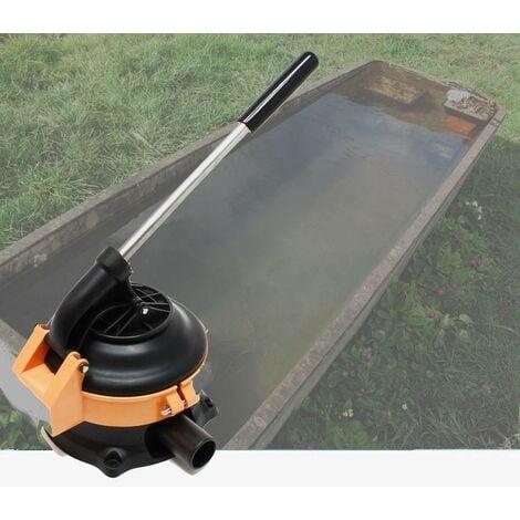 Pompe à eau manuelle pour jardin, maison, salle de bain, étangs