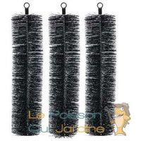 70 brosses de filtration 60 cm pour filtre de bassins de jardin