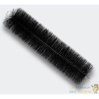 70 brosses de filtration 50 cm pour filtre de bassins de jardin - Noir