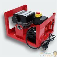 Pompe à Gasoil, Mazout, Diesel, 40l/m, 600W, 230V, Compteur + Pistolet