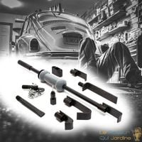 Marteau et outils pour carrossier. Idéal pour le débosselage automobile