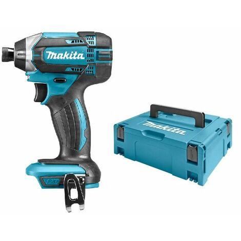 Makita DTD152ZJ 18V Litio-Ion Atornillador de impacto (solo máquina) en maletín Mbox