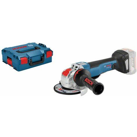 Bosch GWX 18 V-10 PC X-Lock 18 V Li-Ion batería amoladora angular en L-Boxx - 125 mm - sin escobillas