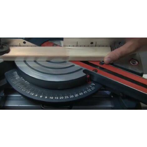 Bosch GCM 8 SJL Ingletadora telescópica - 1600W - 216 mm