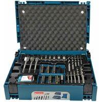 Makita B-43044 Juego de brocas y puntas de 66 piezas en Mbox