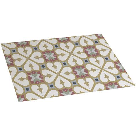 Storplanet tapis vinyle PVC Recyclable Croma Bcn 45 x 75 cm