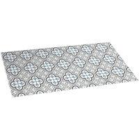Storplanet tapis vinyle PVC Recyclable Croma hidra en taupe 50 x 110 cm