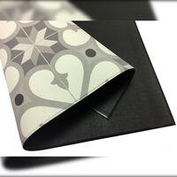 Storplanet tapis vinyle PVC Recyclable Croma Règlement chez-vous 45 x 75 cm