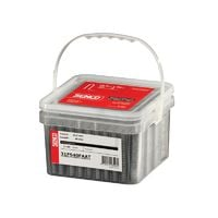 Senco Galvanised Fencing Staples With Gas 3.1 x 40mm Pack of 2,100