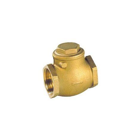 Válvula de retención giratoria 20x27